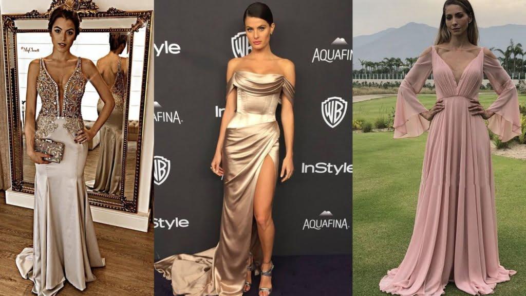 ed2a072571 Os modelos de vestidos de festa para cada tipo de corpo