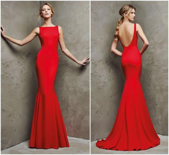 Os Modelos Mais Comuns De Vestido De Formatura E Como