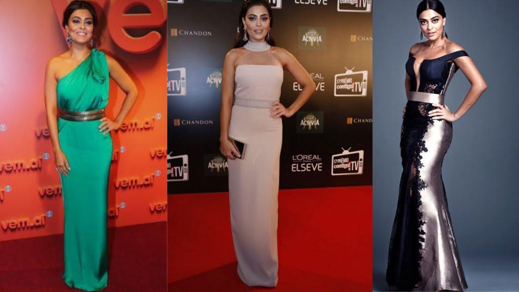 Inspire Seu Look Nos Vestidos De Festa Das Celebridades