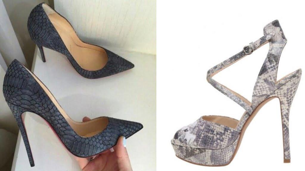 O sapato texturizado tem o poder de conferir personalidade ao look.
