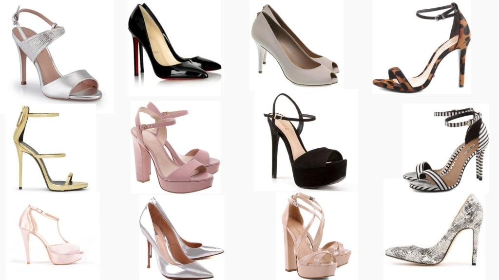9d1bc6eaa Sapato para usar com vestido de festa  8 combinações perfeitas