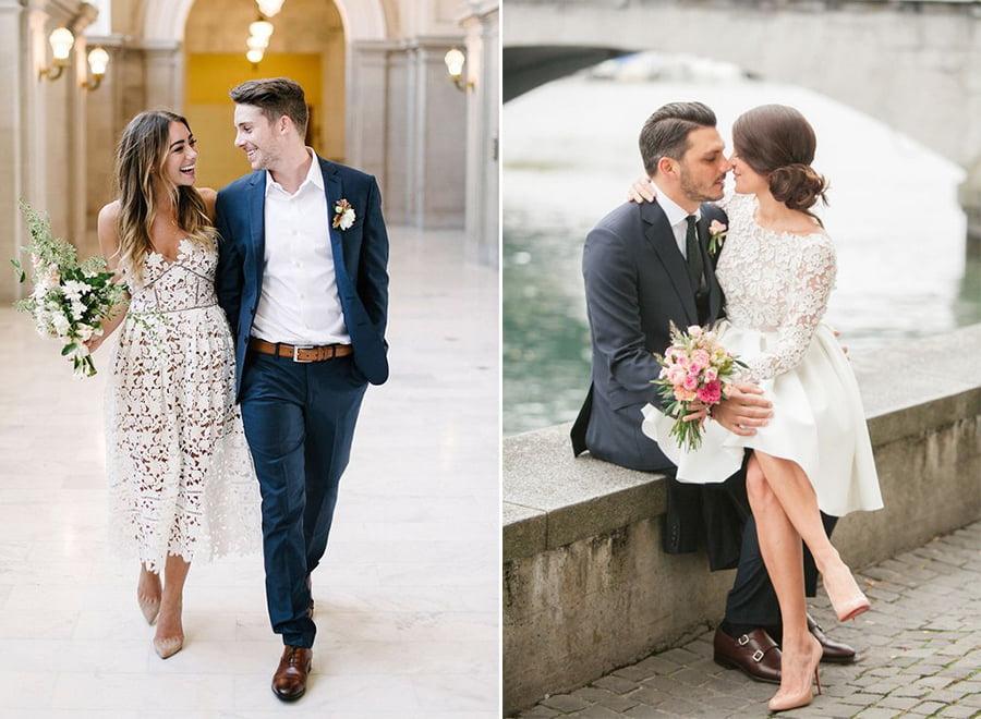 Vestidos Para Casamento Civil Dicas Para Encontrar O Seu