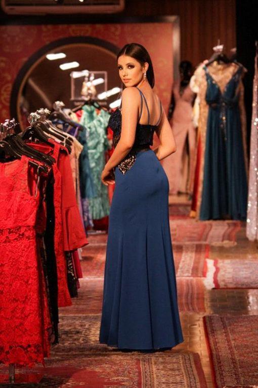 Vestido de Festa Isabela
