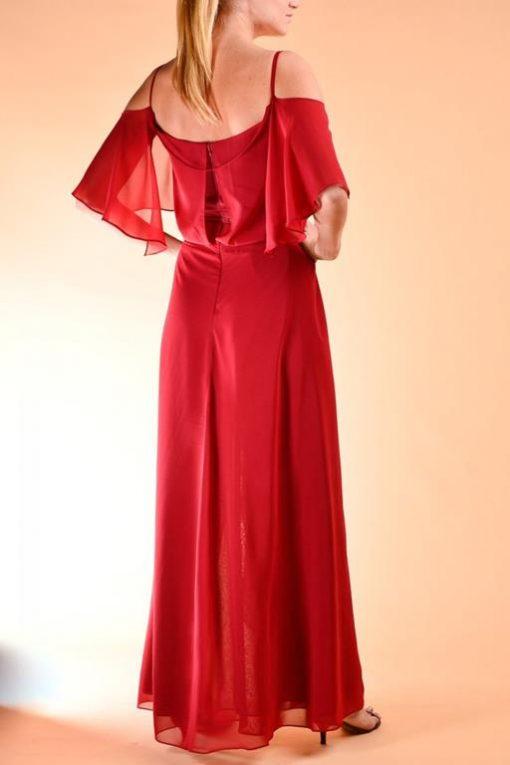 Vestido de Festa Longo Volpis