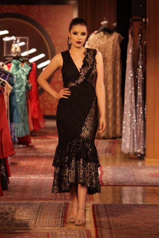Vestido de Festa Nathalia Dill