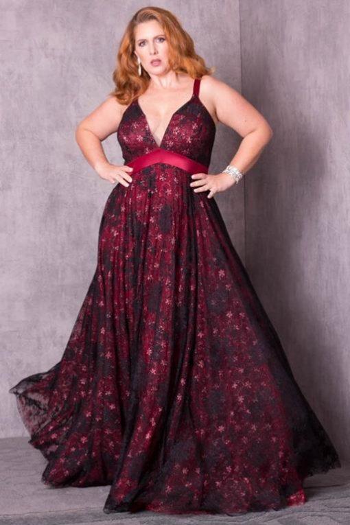 Vestido de Festa Princess Kate PS
