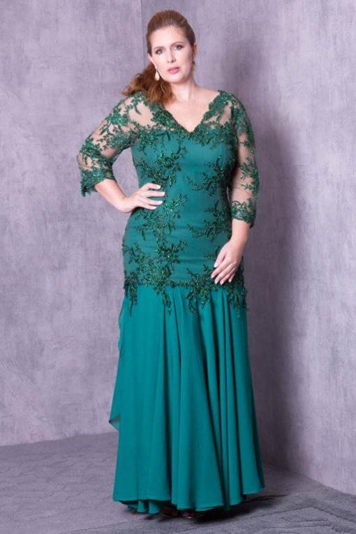 Vestido de Festa PS Octavia Spencer