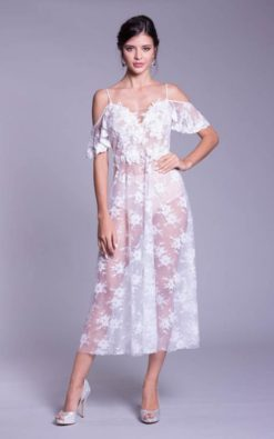 Vestido de Noiva Allegra
