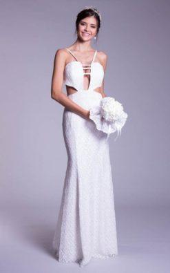 Vestido de Noiva Elektra