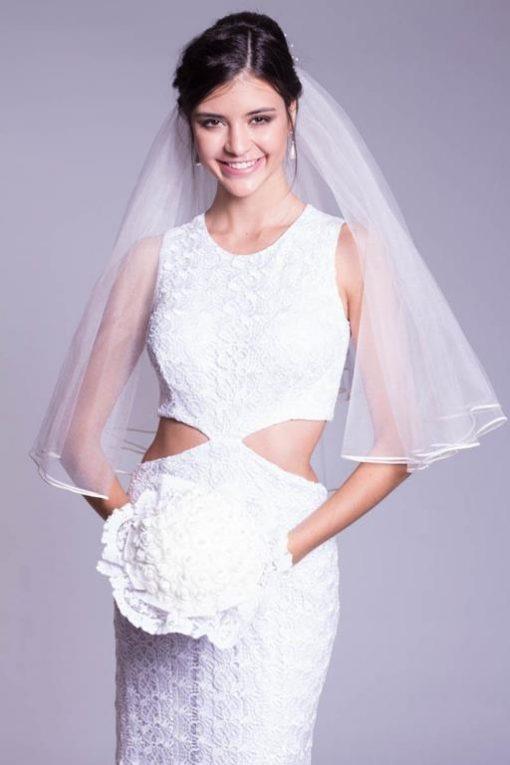 Vestido de Noiva Issa