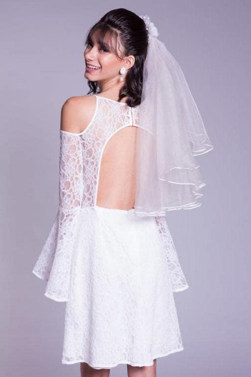 Vestido de Noiva Naityka