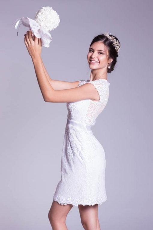 Vestido de Noiva Shine Mood