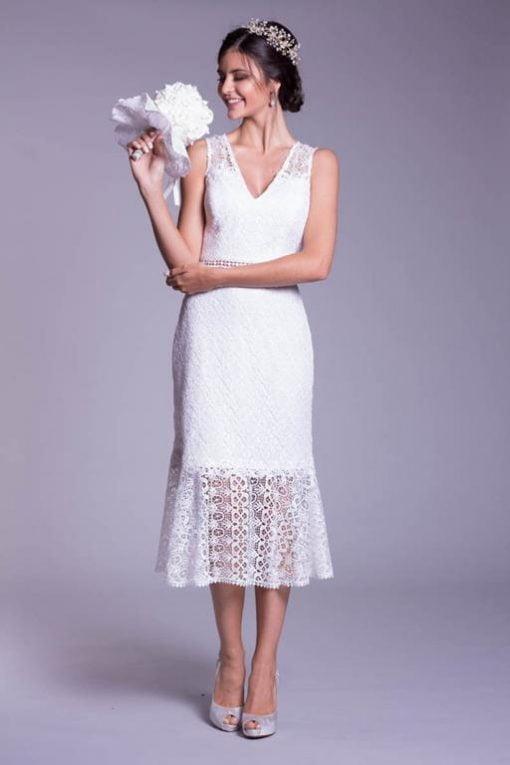 Vestido de Noiva Vionna