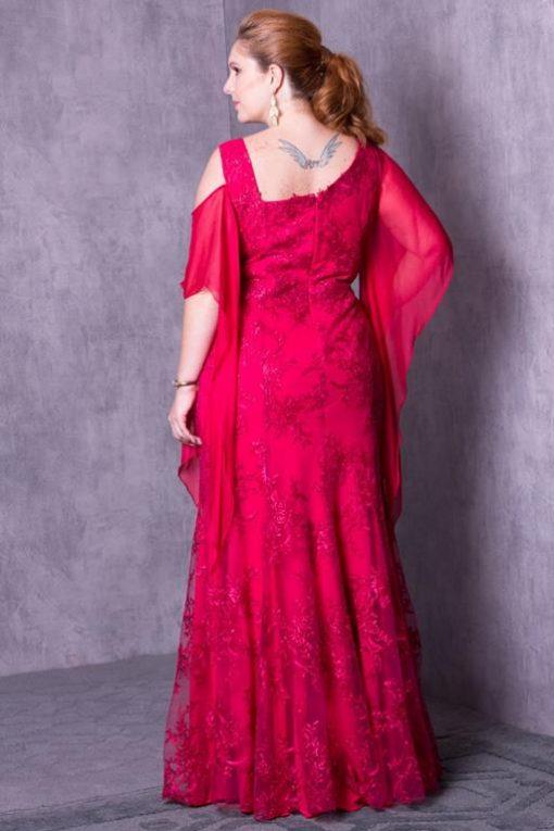 Vestido de Festa Curvy Queen