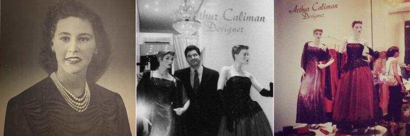 Florinda Manhaes Caliman - Avó de Arthur / Primeira loja AC