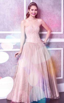 Vestido de Festa 15 Anos Larissa Manoela
