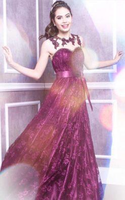 Vestido de Festa 15 Anos Tiffany