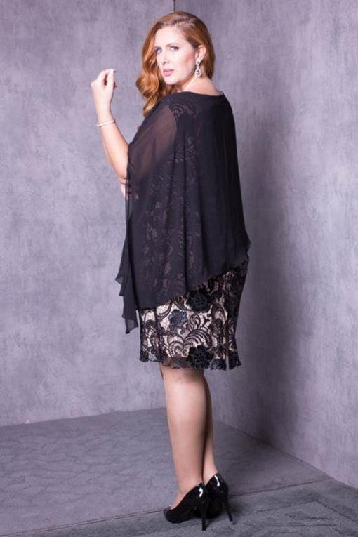 Vestido de Festa Adele Curvy Collection