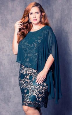 Vestido de Festa Arita Curvy Collection