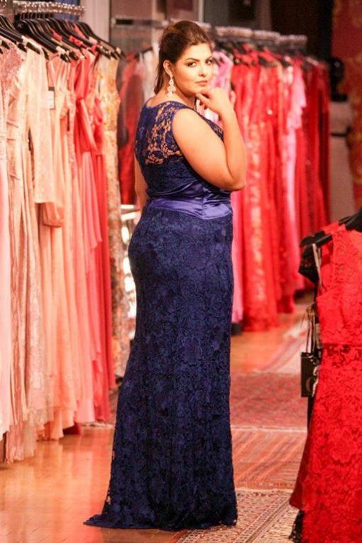 Vestido de Festa Belle
