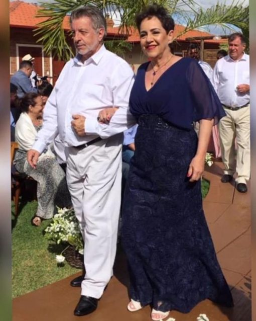 Vestido de Festa Bethania Rios