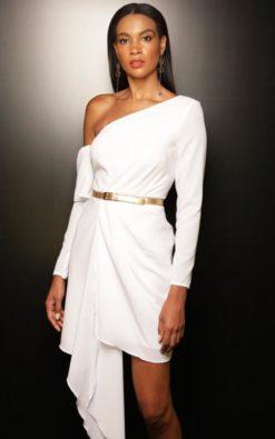 Vestido de festa Curto Marjorie de Réveillon 2020