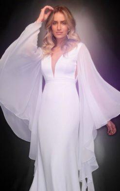 Vestido de Festa Longo Medusa de Réveillon 2020