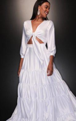 Vestido de Festa Longo Pitty para Réveillon 2020