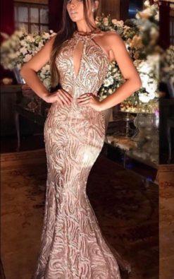 Vestido de Festa Mariella