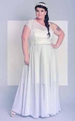 Vestido de Festa Noiva 2x1 PB Tutti