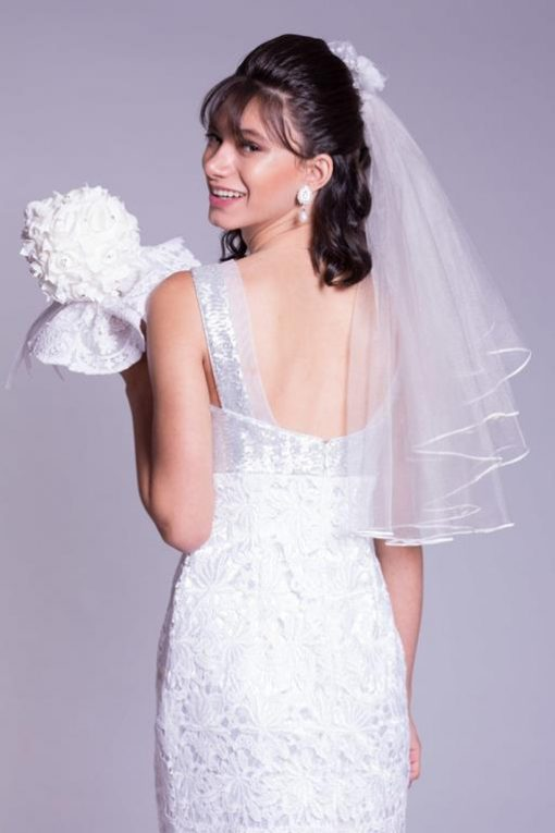 Vestido de Festa Noiva Bride Star