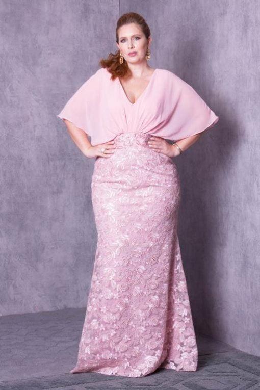 Vestido de Festa Oprah Winfrey