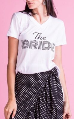 camiseta-branca-para-noiva-the-bride