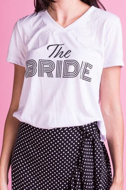 camiseta-branca-para-noiva-the-bride