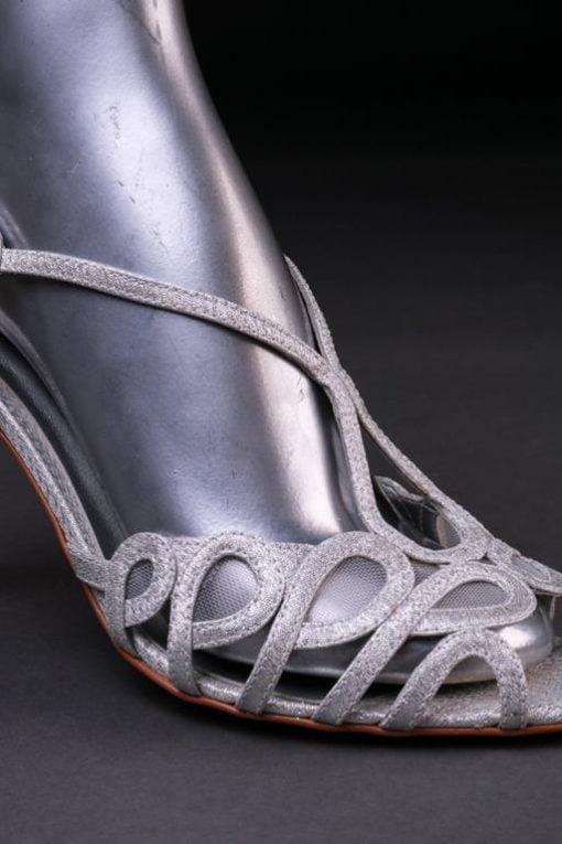 sapato-personalizado-de-festa-lurex-prata