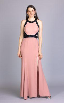 Vestido de festa longo azzy