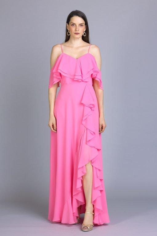Vestido de festa betania