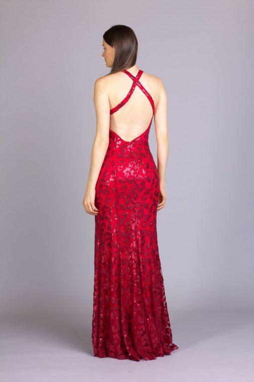 Vestido de festa Chery