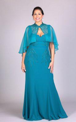 Vestido de festa helen