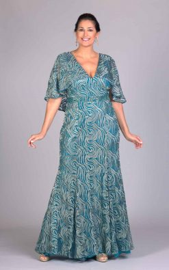 Vestido de festa Helena Ranaldi