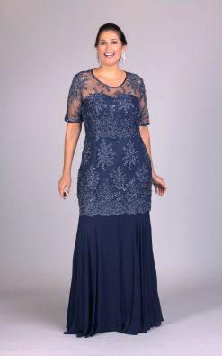 Vestido de festa irina