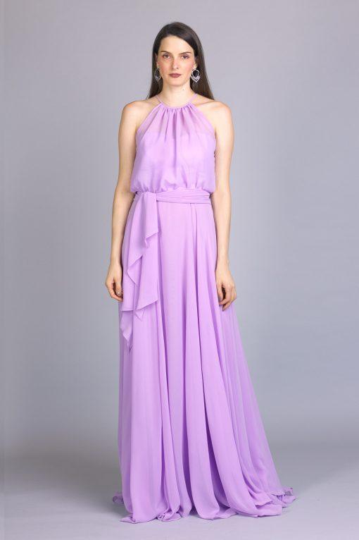 Vestido de festa liliy