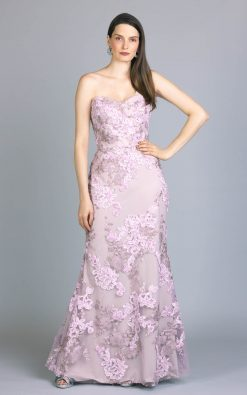 vestido de festa livia