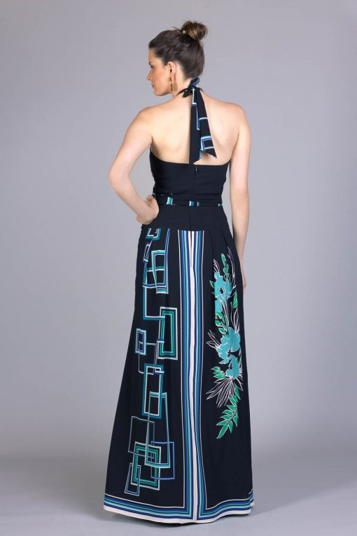 Vestido de festa magda