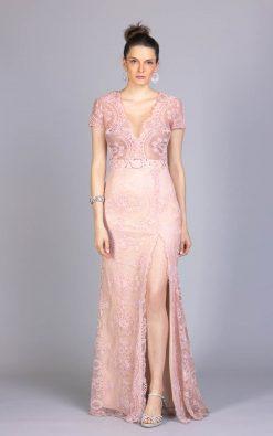 Vestido de festa murano