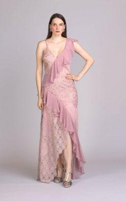 Vestido de festa shakira