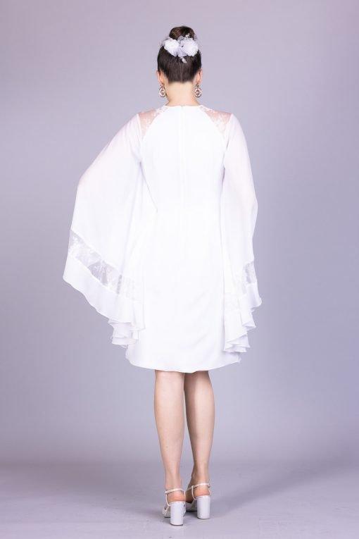 Vestido de noiva casamento civil marquezine