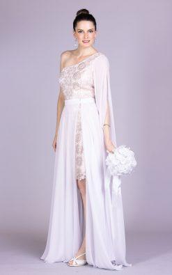 Vestido de noiva casamento na praia nina