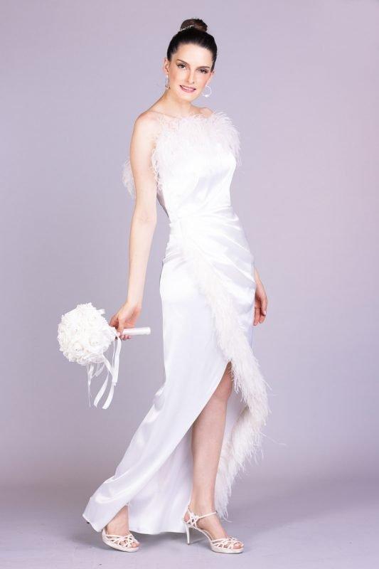 Vestido de noiva mini wedding kate
