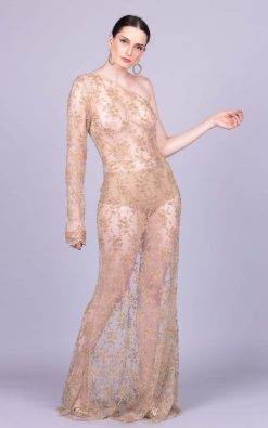 Vestido de festa cristina regina